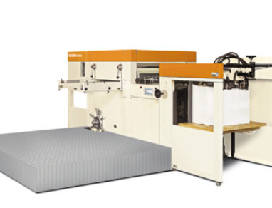 Excel to launch automatic diecutter | Hall 9 Stand E31
