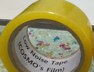 Cosmo Films launches low noise tape film