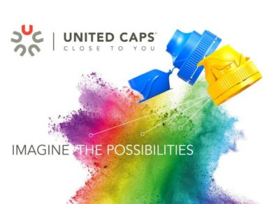 Inspirational new closures from United Caps at drinktec 2017