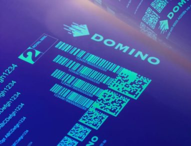 Domino to launch fluorescent security ink