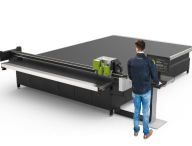 Esko launches largest digital cutting table for non-stop production