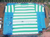 Plastindia's 'largest T-shirt' enters Guinness World Records