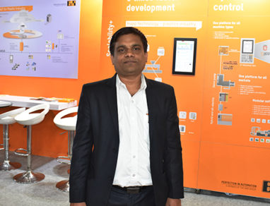 B&R's next-generation automation solutions for building smart machines at Plastindia 2018