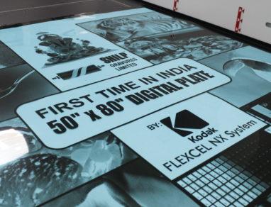 Shilp Gravures installs India's first Kodak Flexcel NX 5080