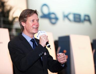Koenig & Bauer announces a 3.7% price increase
