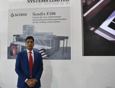 Scodix E106 getting ready for India launch in 2018