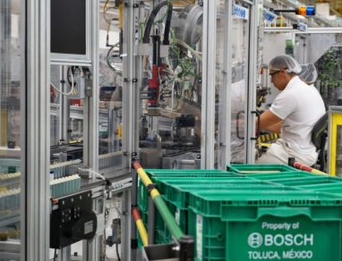 Bosch plans smart plant for electronic components