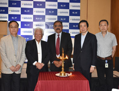 Komori sets up India subsidiary, buys majority stake in Insight