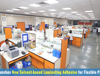 Uflex launches solvent-based laminating adhesive for flexible packaging