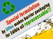 Uflex's specialized formulation renders barrier packaging for edible-oil re-processable