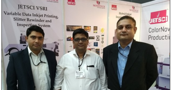 Monotech gets good response at Labelexpo Southeast Asia