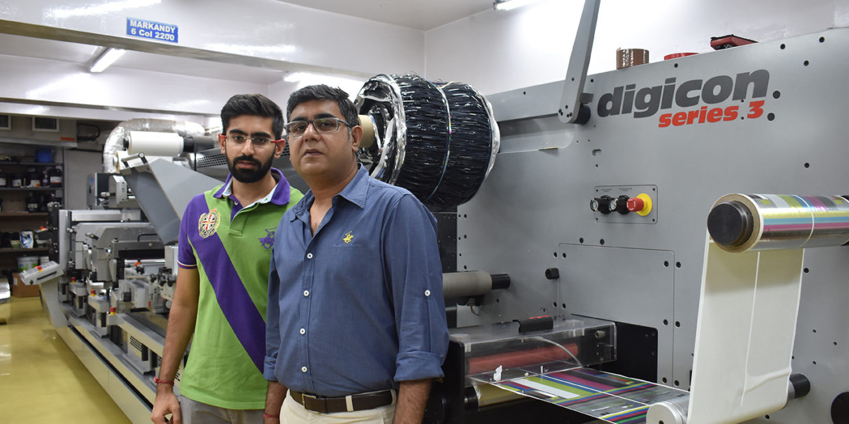 Digital label printing is gaining ground