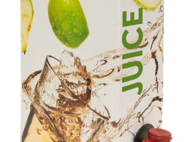 Smurfit Kappa expands its packaging solutions for apple juice