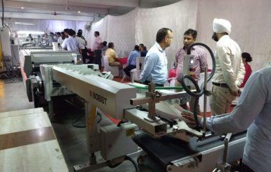 Khosla Printers installs Bobst Visionfold 110 A2 folder-gluer