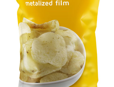 Cosmo Films launches CPP metalized film with high metal bond