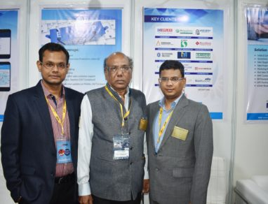 Kiran Consultants closes new FlexiBiz ERP deal at PackPlus 2018