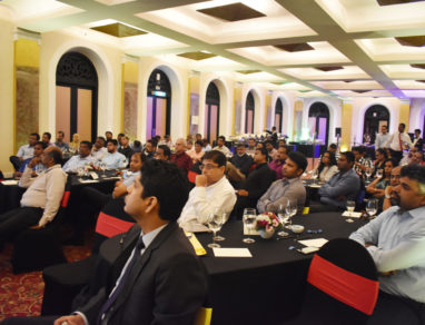 Labelexpo India 2018 forum in Colombo a grand success