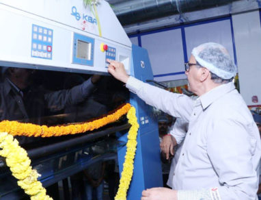 Parksons Packaging ups its game with new KBA Rapida 106 at Daman