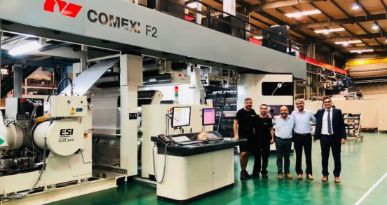Vishal Containers invests in hybrid flexo Comexi F2 MP