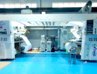 Cosmo Films installs wide format lamination machine at Karjan plant