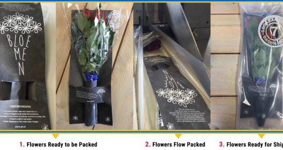 Uflex's Waterless Internet Flower Packaging adjudged Diamond Finalist Winner