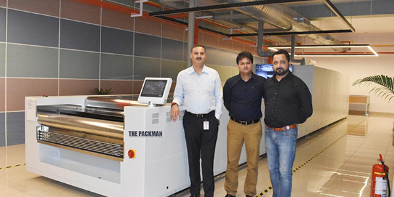 Asia's first DuPont Cyrel 3000 Modular InLiner at Afflatus