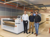 Asia's first DuPont Cyrel 3000 Modular InLiner System at Noida's Afflatus