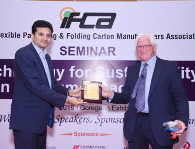 IFCA seminar discusses technology for sustainability in packaging