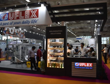 Uflex to display industry-leading solutions at Labelexpo India 2018
