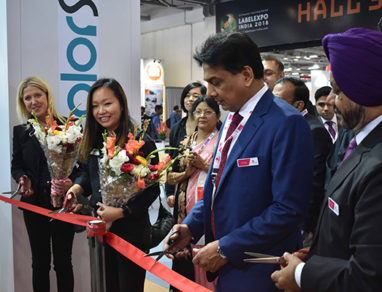 Monotech bags five Colornovo deals at Labelexpo India 2018