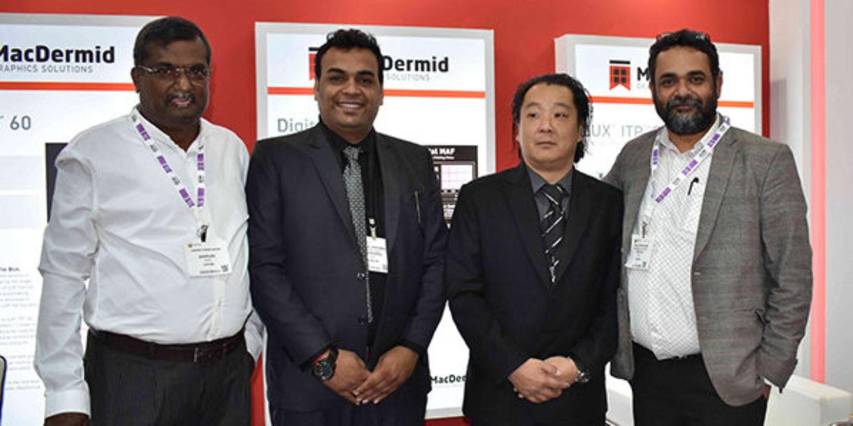 Esko announces four CDI sales at Labelexpo India 2018