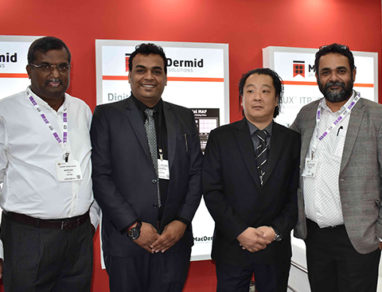 Esko announces four CDI sales at Labelexpo India 2018