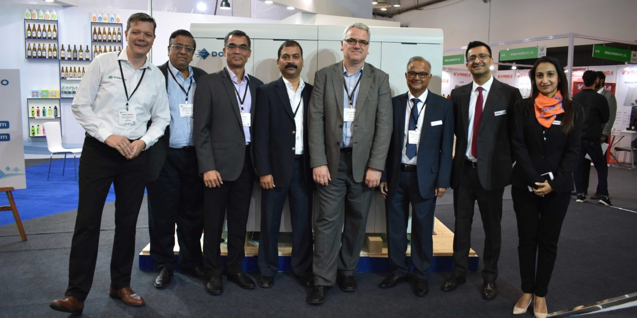 Multitec partners with Domino to develop hybrid press