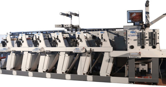 NBG to launch full servo-driven flexo press at Labelexpo India 2018