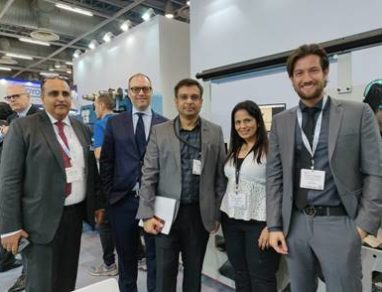 Total Print Solutions opts for Lombardi Synchroline press