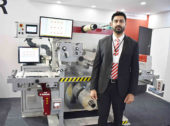 BST eltromat displays defect detection systems at Labelexpo India 2018