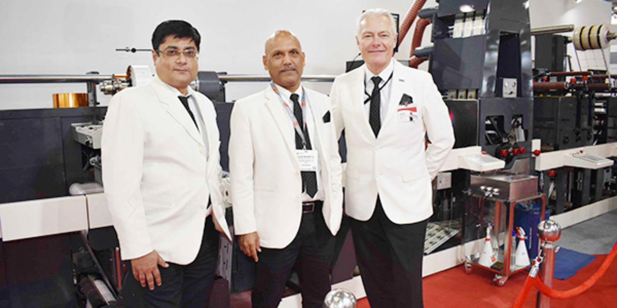 The scope in India for Nilpeter to grow is immense