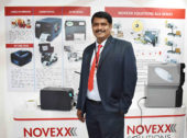 Novexx displays its range of packaging solutions at Labelexpo India 2018